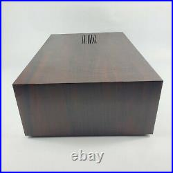Akai GX-F44R Cassette Deck With Wood case Glass & X'TAL heads