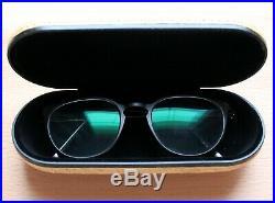 Amber Glasses Case Birch Wood Carving Wooden Eyeglass Cases Handmade