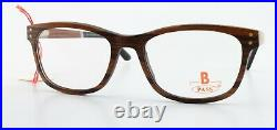 Brillenmann Glasses Pass P506 796 54-18 142 Wood Handmade Ger + Leather Case