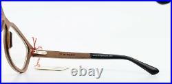 Brillenmann Glasses Xclusiv XC F32 69 50-19 140 Wood Handmade Ger + Leather Case
