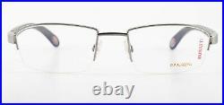 Bugatti Glasses 473 025 L Ebony Gabon Wood Gray Gold Luxury Frame France + Case