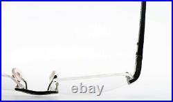 Bugatti Glasses 518 025 XL Ebony Gabon Wood Gray Gold Luxury Frame France + Case