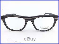 CALVIN KLEIN CK +0.25 to +3.50 Reading Glasses Blue Wood 54mm Men's CK5886 278