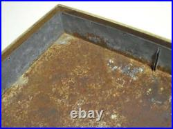 Candy Case Glass Made Of Wood Tinplate Collection Store Fixtures Receipt Showa