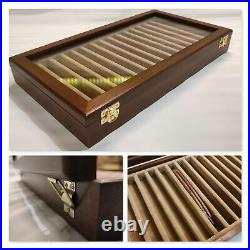 Case for Razor by Hand Free Casket IN Wood And Glass Customizable
