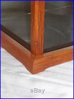 Display Case/Curio/Doll Wood&Glass Merrbau