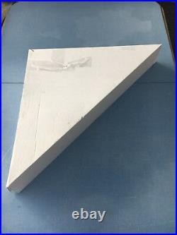 Flag Case Shadowbox Wood & Glass Display Case 26 3/8 W X 13 3/8 T X 3 3/8 D
