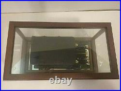 Franklin Mint Diecast in Glass & Hard Wood Case, 1913 Ford Model T, 116 Scale