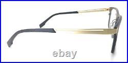 JOSHI Premium Wood Glasses/Glasses Mod. 1212-2 Incl. Case
