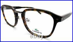 LACOSTE +0.25 to +3.5 Reading Glasses 50mm Matte Brown Wood Havana L2831 214