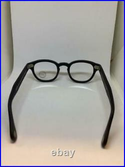 MOSCOT 100th Anniversary Model Glasses LEMTOSH WOOD with case box