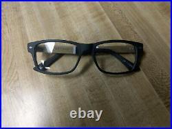 Proof Warren Wood Acetate Glasses Black + Case Unisex/Men/Women Reading Computer