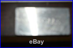 Washington Redskins Signed football in Glass & Wood display case JOE GIBBS