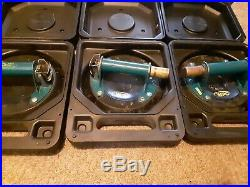 Wood's Power Grip Suction Cups Glass Mirror Stone Handling Lot Of 3 Used W Cases